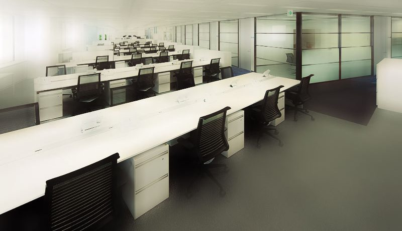 Open office trends